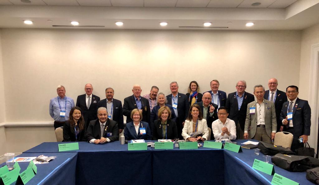 International Assembly San Diego January 2020