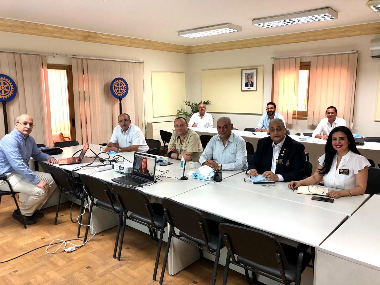 District Activities_July 2020